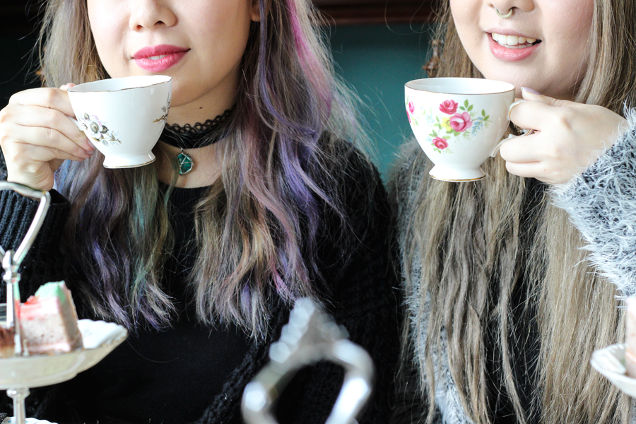 high tea take two